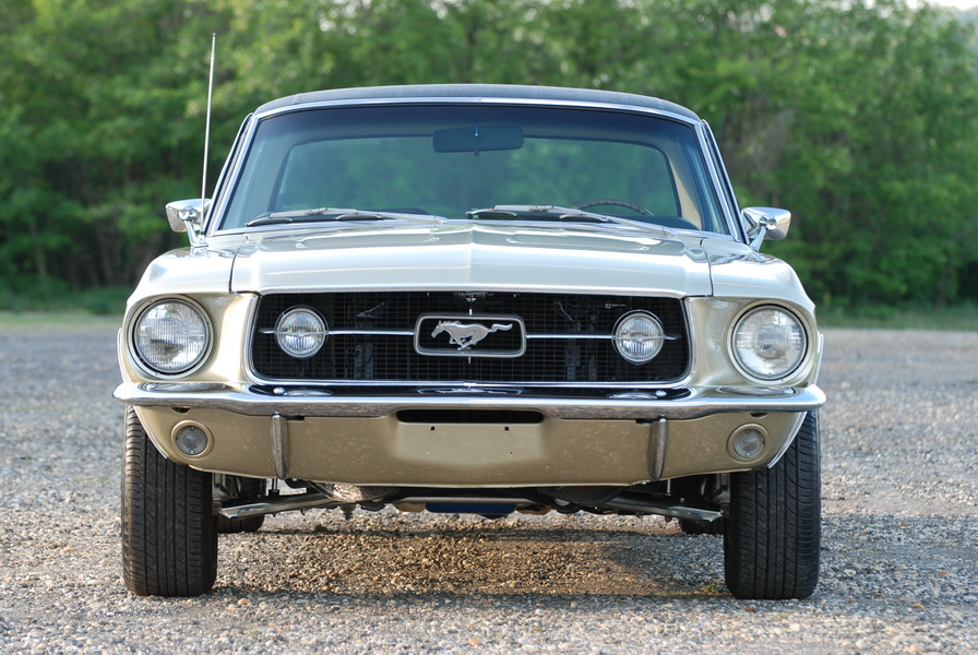 Heliconia Vir 225 Gsziget 1965 Ford Mustang Coupe V8 289cui
